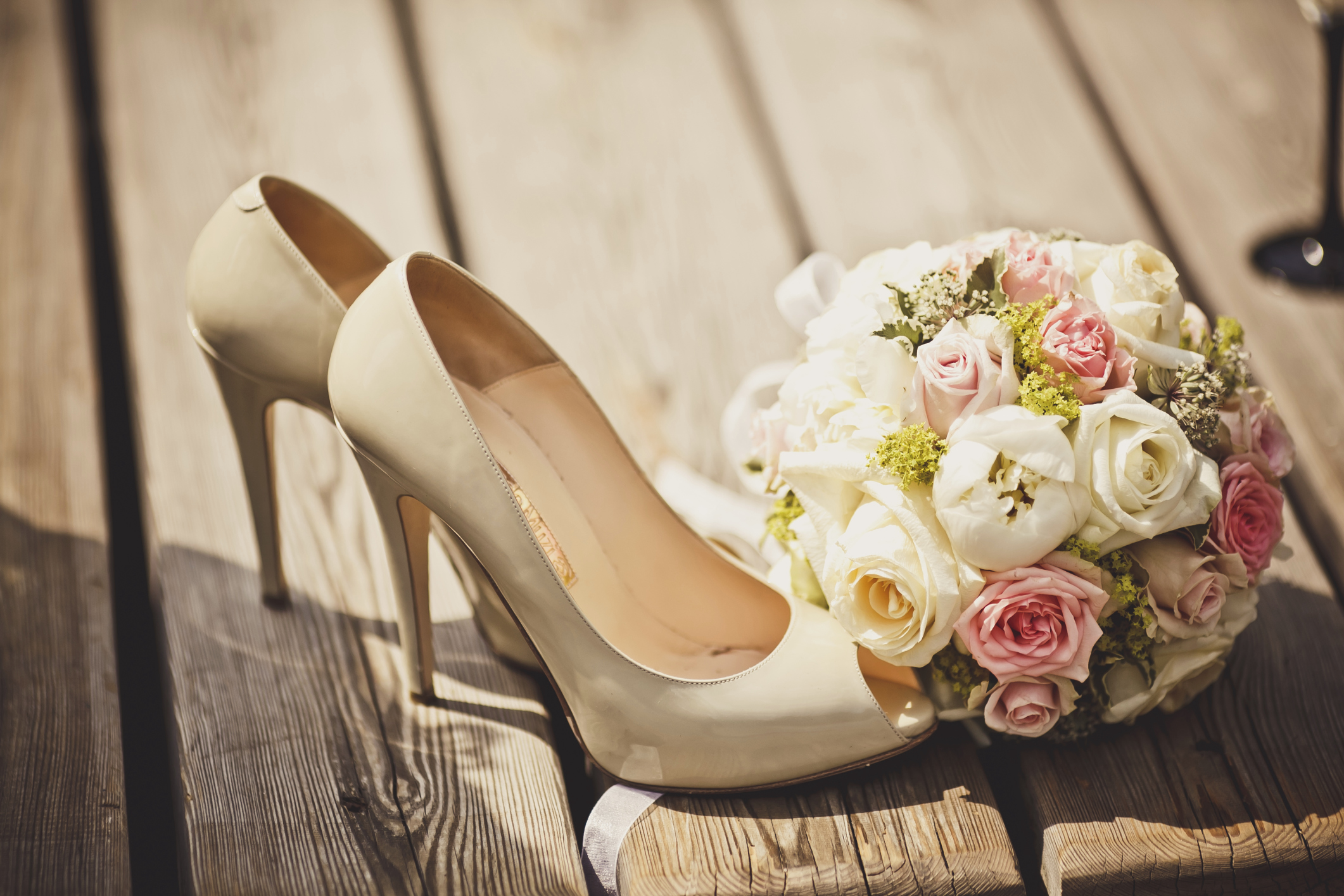 5 Types Of Incredibly Stylish Bridal Shoes The Hipster Bride